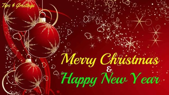 Merry Christmas And Happy New Year 2020 Wishes 17
