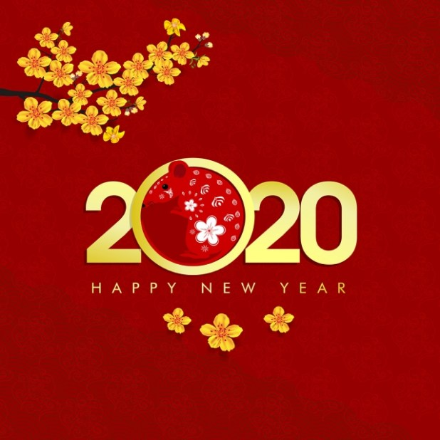 Merry Christmas And Happy New Year 2020 Wishes 23