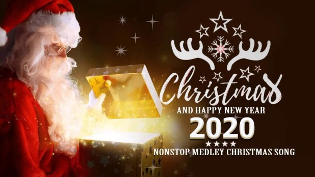 Merry Christmas And Happy New Year 2020 Wishes