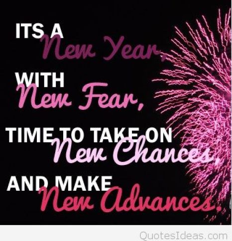 New Year Phrases and quotes for friends