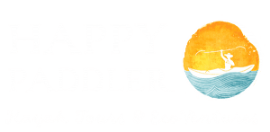 Happy Paddler Kayak Tours & EcoVentures logo