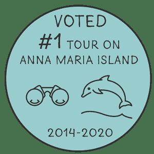 Happy Paddler Kayak best kayak tours around Anna Maria Island