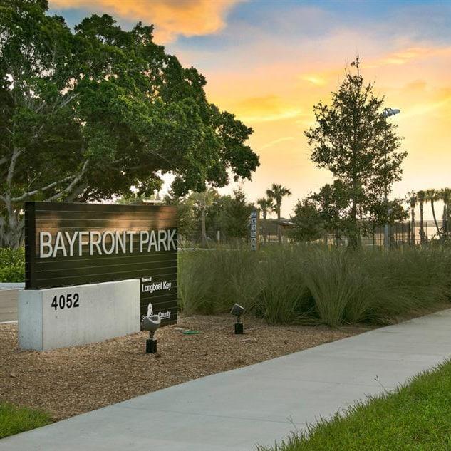 bayfront-park-longboat-key-sunrise