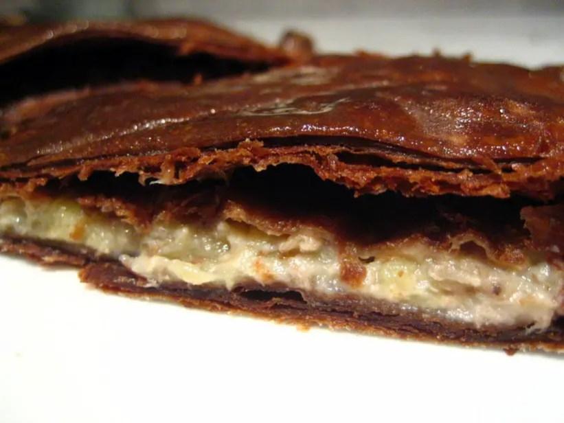 galette des rois choco banane