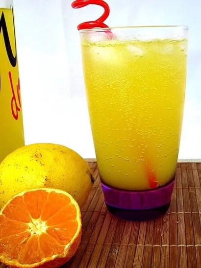 agrumade citron orange pamplemousse