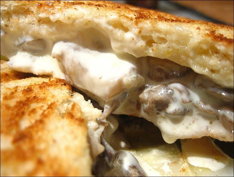 croque monsieur jambon fromage