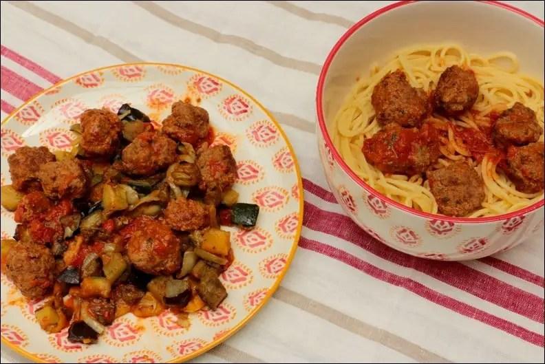 boulettes de viande boeuf veau