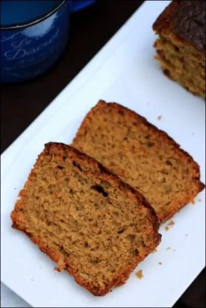 bread cake citron sans lactose