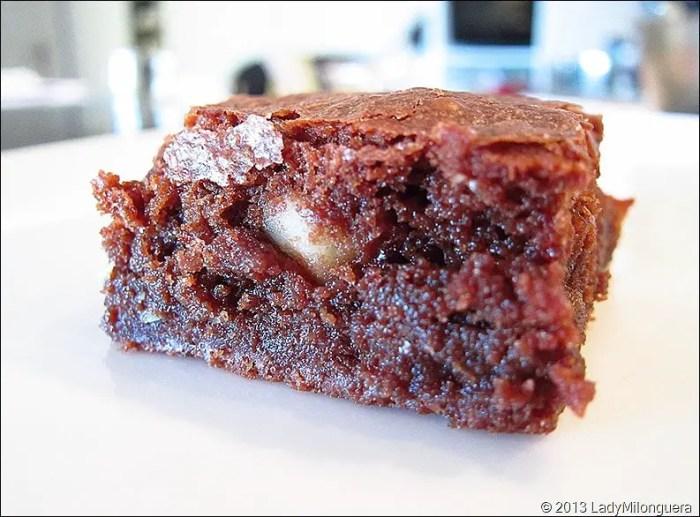 brownie de Trish Deseine