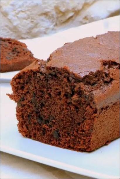 cake chocolat miel