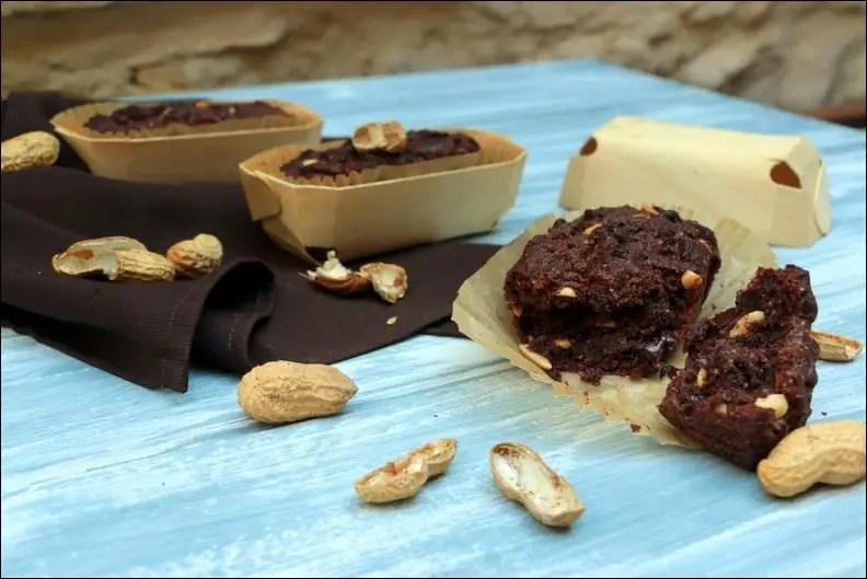 gateau chocolat beurre de cacahuete