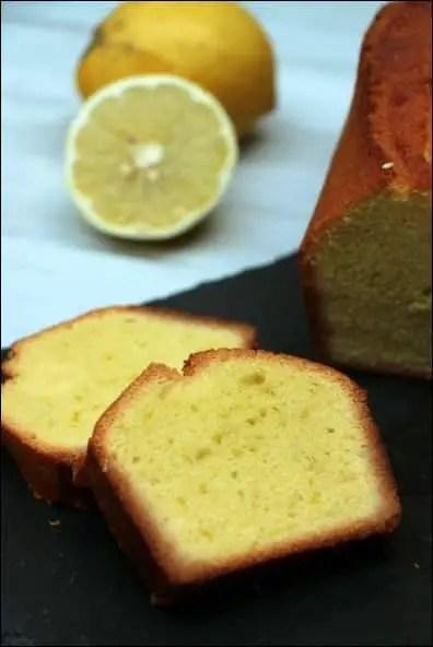 cake citron sirop de citron