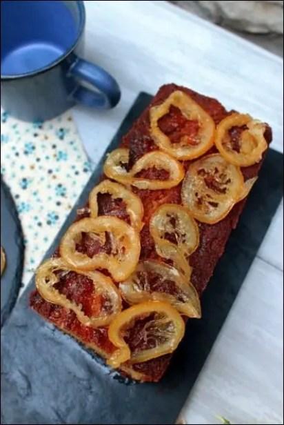 cake polenta