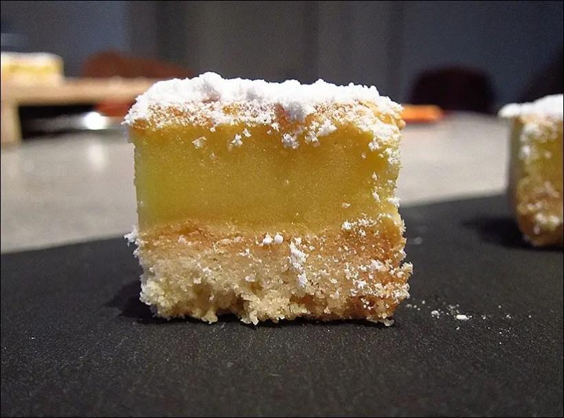 sablés citron
