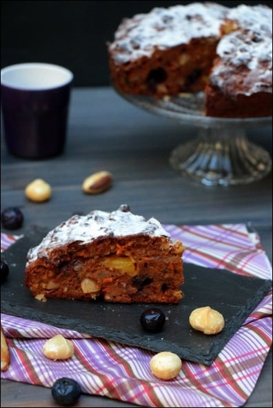 carrot cake fruits secs