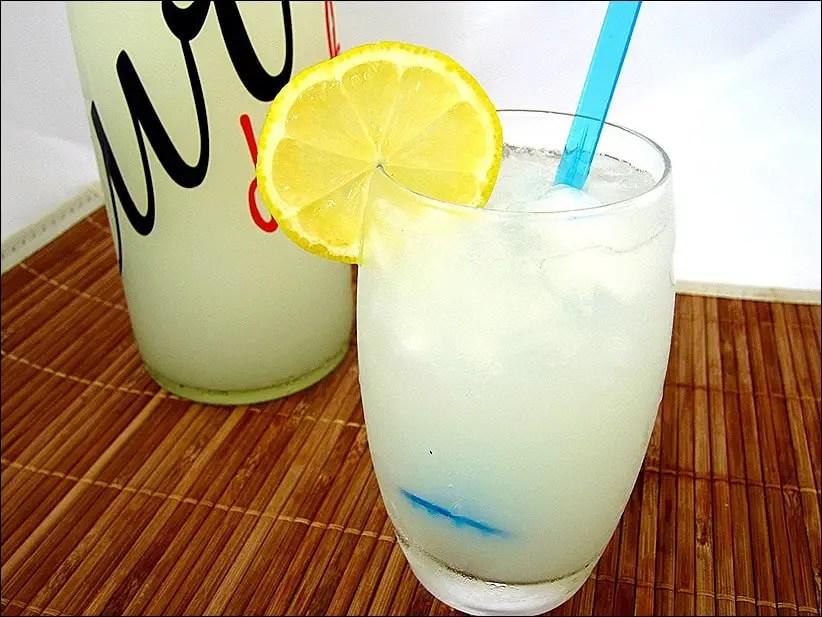 citronnade algérienne
