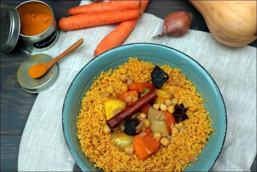 couscous végétarien ultime de Yotam Ottolenghi