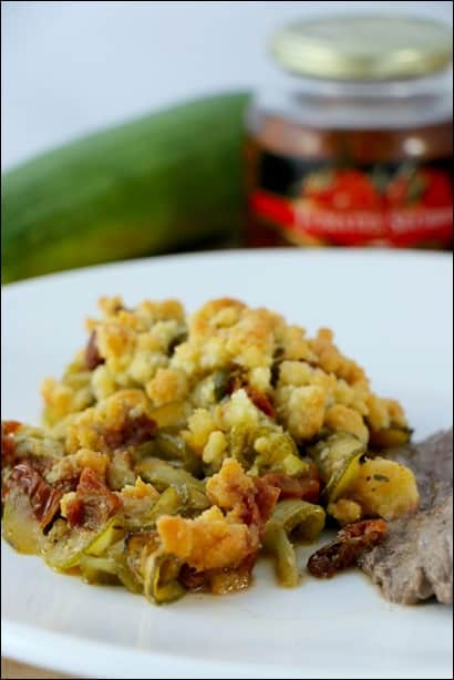 Crumble-courgettes-tomates-confites (2)