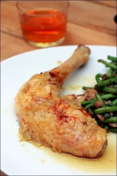 Cuisse De Poulet En Papillote : cuisse, poulet, papillote, Cuisse, Poulet, Pastis, Papillote, Happy, Papilles