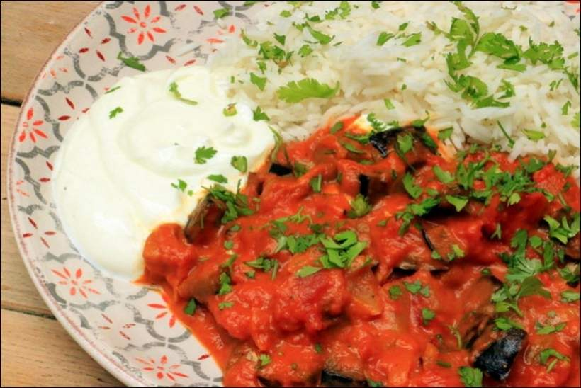 curry aubergine coco