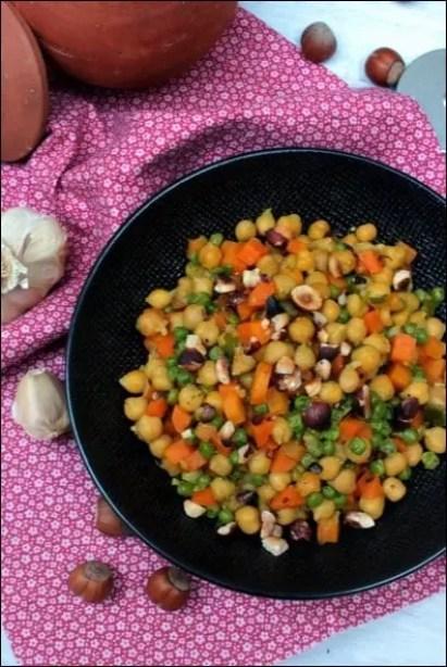 curry de pois chiches recette végétarienne