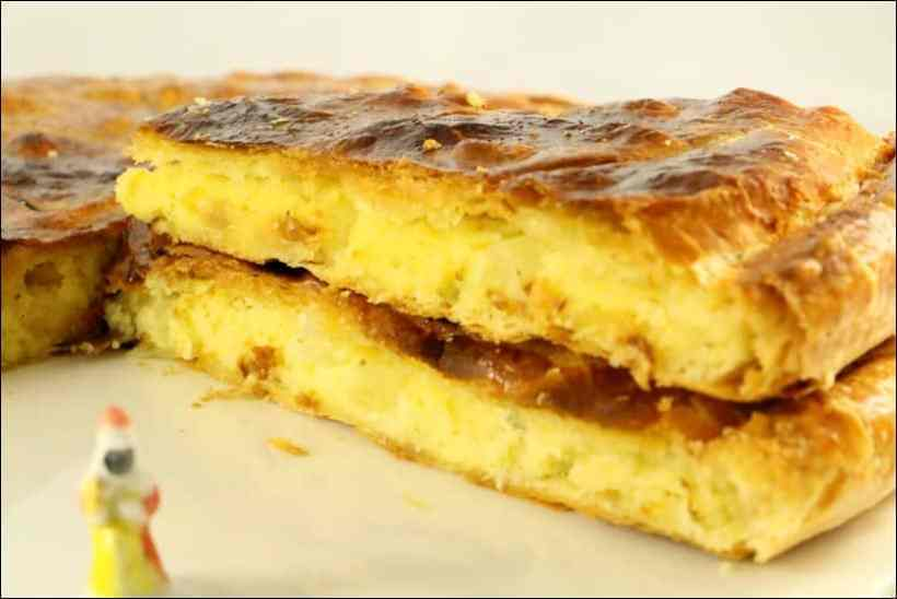 galette des rois coco ananas