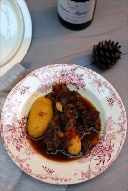 irish stew a la guinness