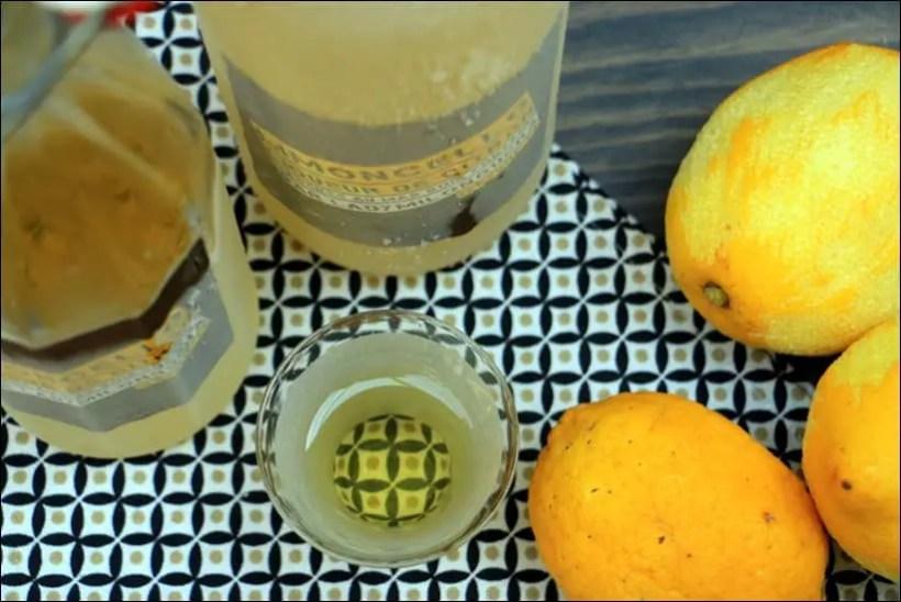 liqueur citron italienne