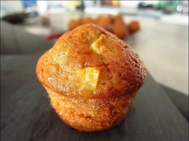 muffin pomme avoine santé