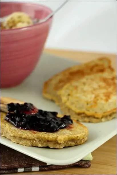pancakes healthy