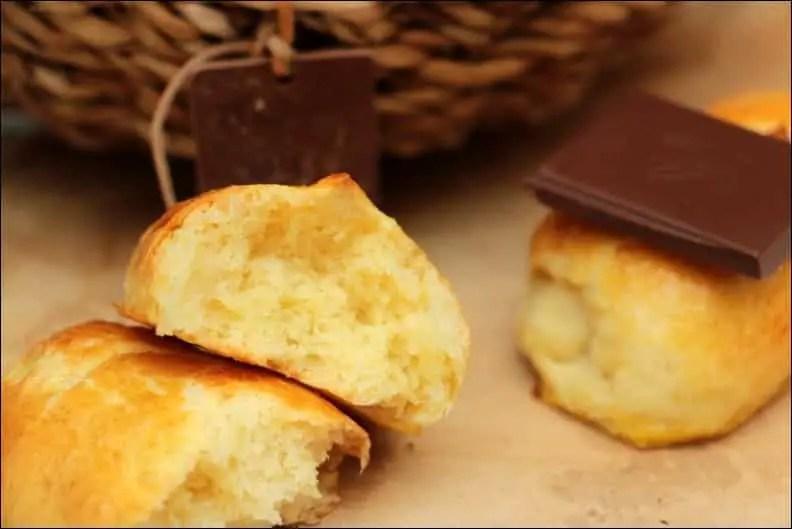 pains au lait boulanger
