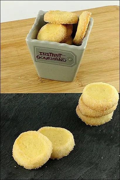 biscuits sablés diamant