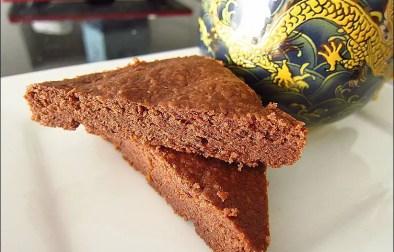 shortbread au chocolat de Trish Deseine