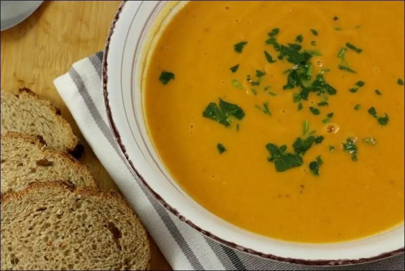 soupe chataigne potiron