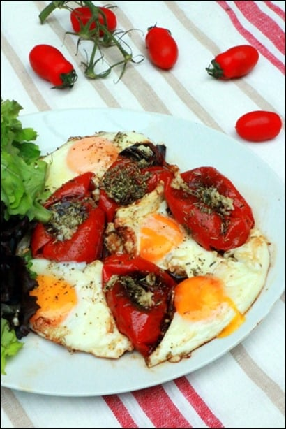 tomates confites a la poele