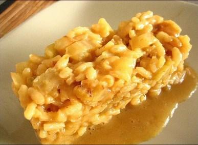 risotto au fenouil