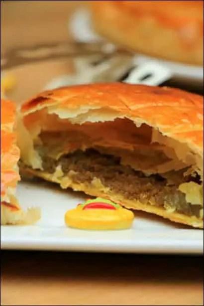 recette galette des rois aux pistaches