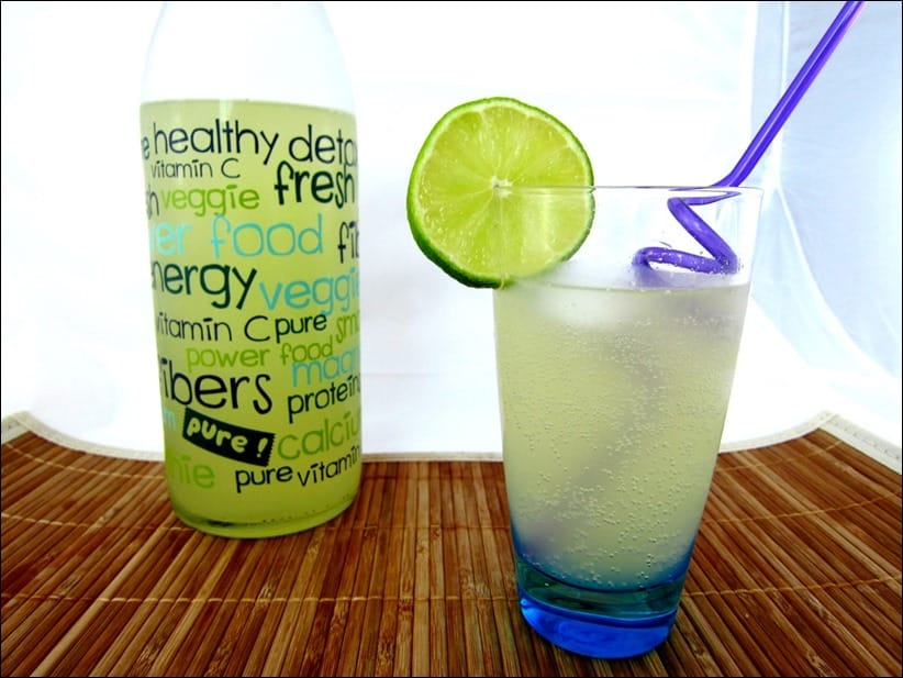 limonade au lime