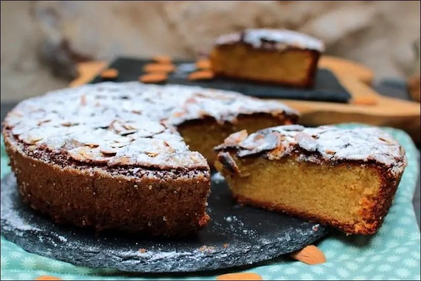 Namandier – gâteau aux amandes ultra-moelleux – sans gluten