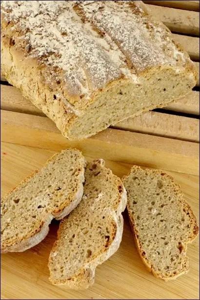 pain céréales ou complet