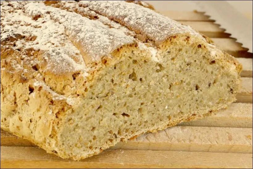 pain céréales maison