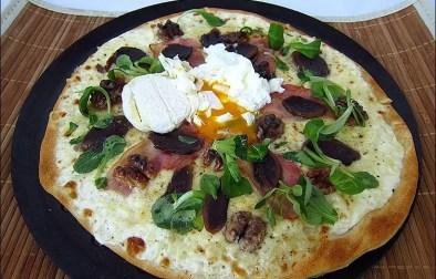 pizza blanche landaise