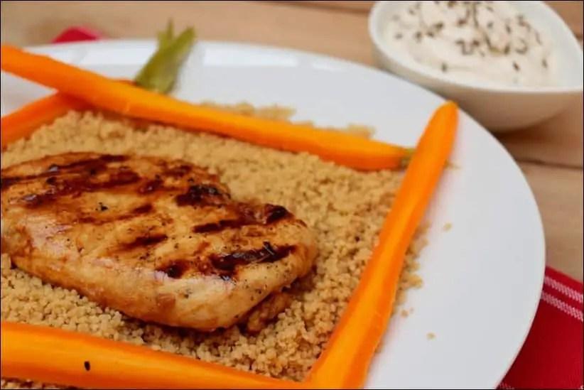 poulet carottes blog