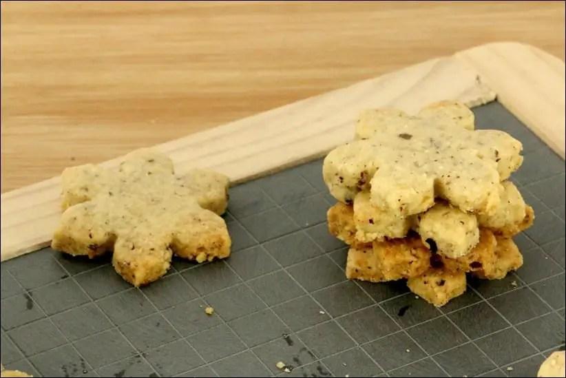 biscuits poudre de noisette
