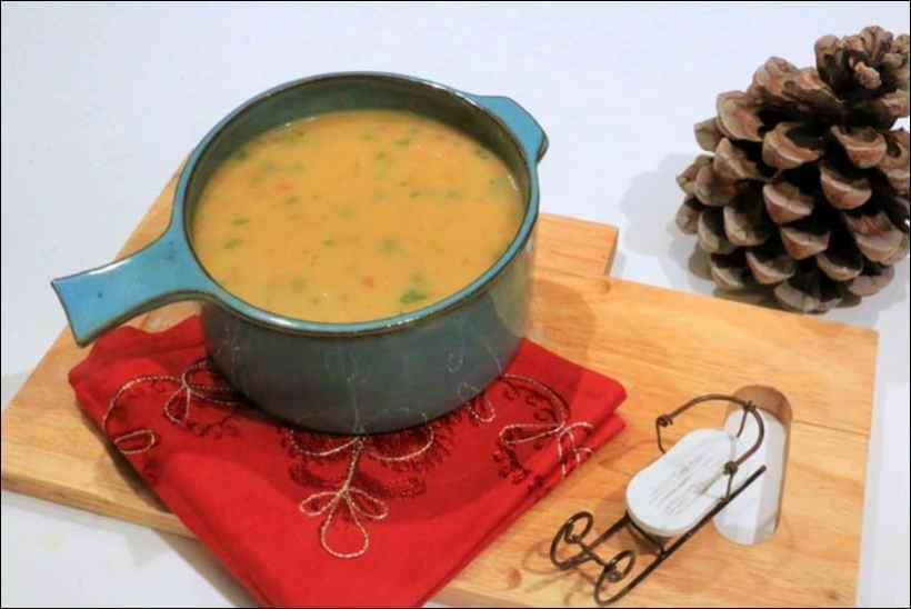 soupe fenouil chorizo