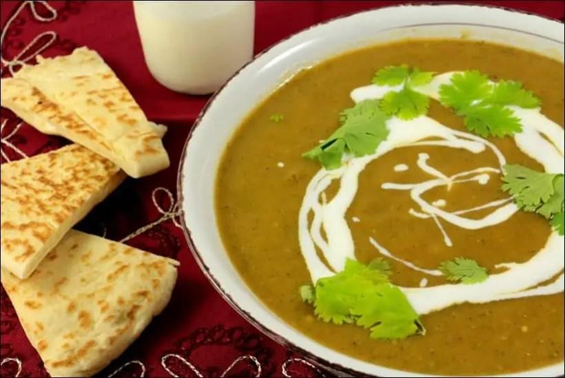 potage indien au curry
