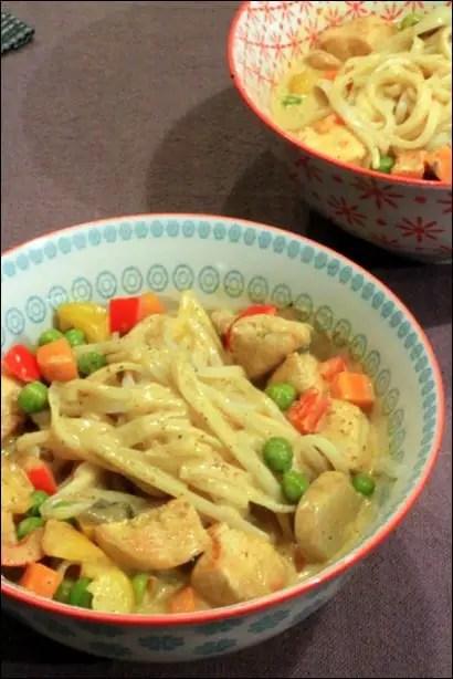 soupe poulet coco