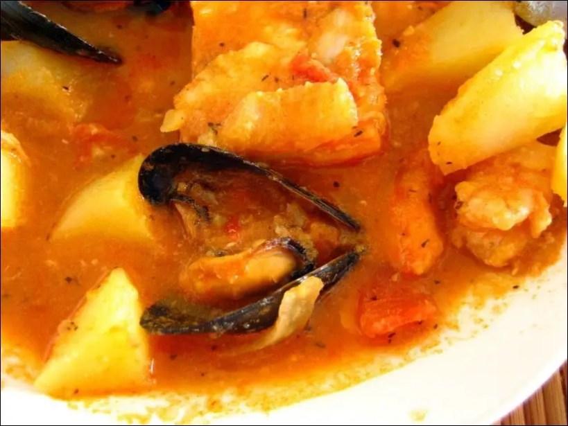 soupe poisson recette