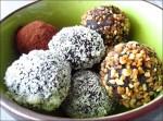truffes chocolat maison