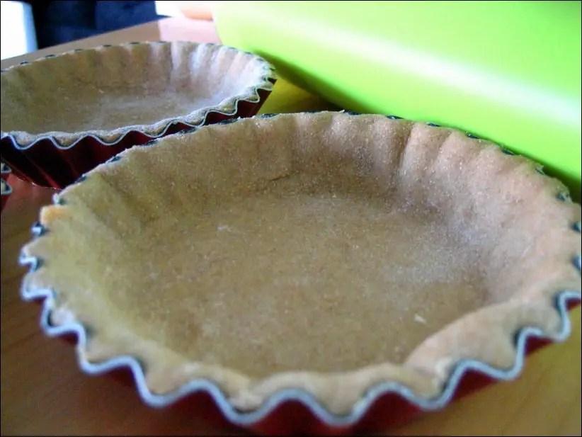 fond de tarte healthy pour tartes salées